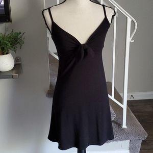Poof New York Sleeveless Jersey Style Skater Dress